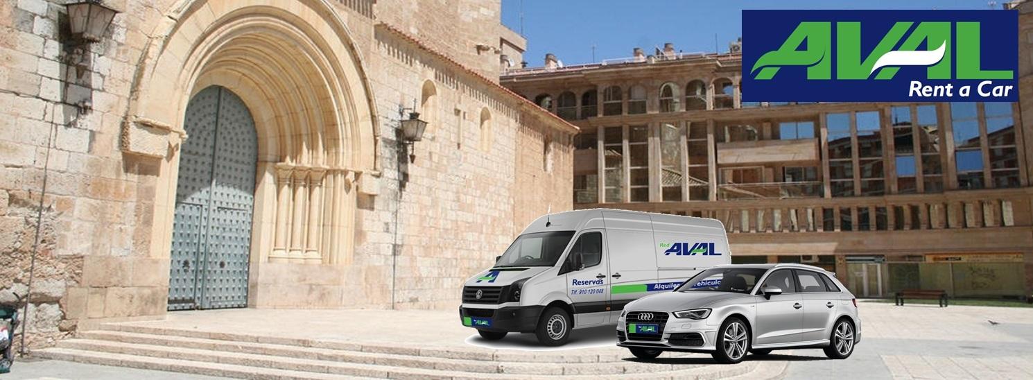 Alquiler de Coches y Furgonetas en Albacete AVAL RENT A CAR